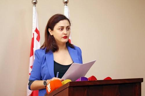magda kldiashvili
