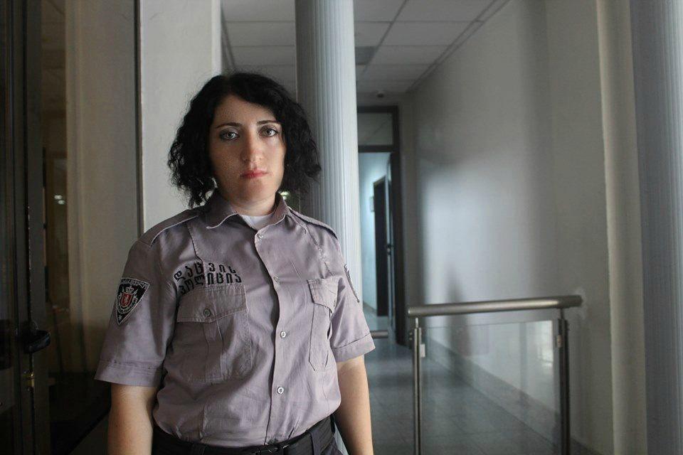 """ნია ხასაია: """"მინდა, ვემსახურო ჩემს სამშობლოს ღირსეულად"""""""
