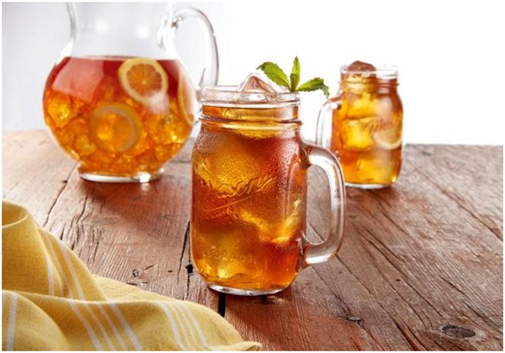 ცივი ჩაი – უგემრიელესი გამაგრილებელი სასმელი