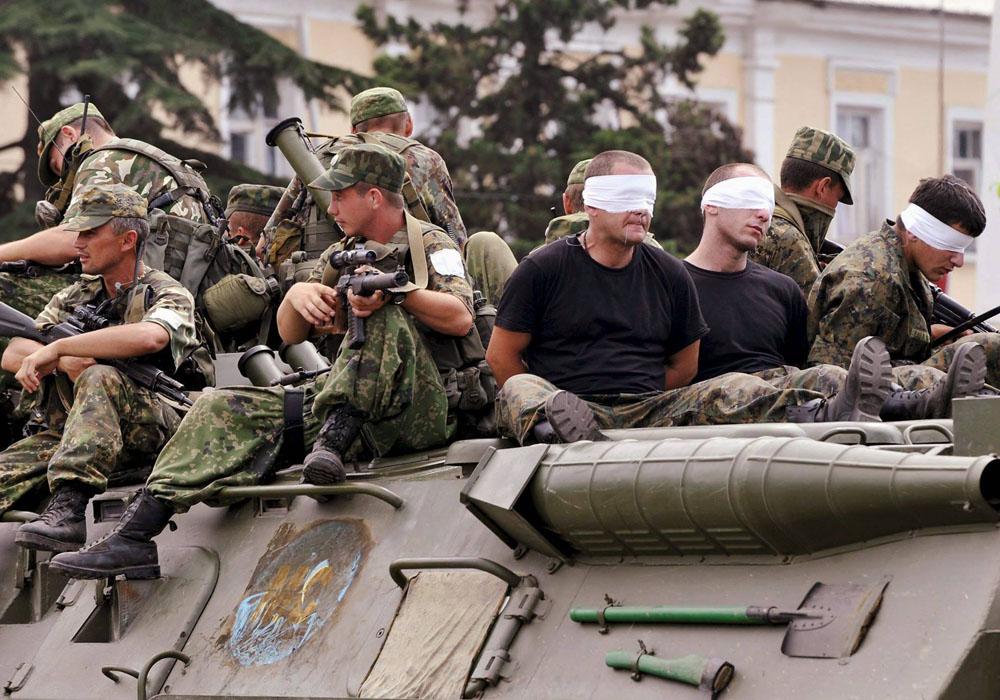 საქართველოს ომის (2008) დღიურები ვიკიპედიაში