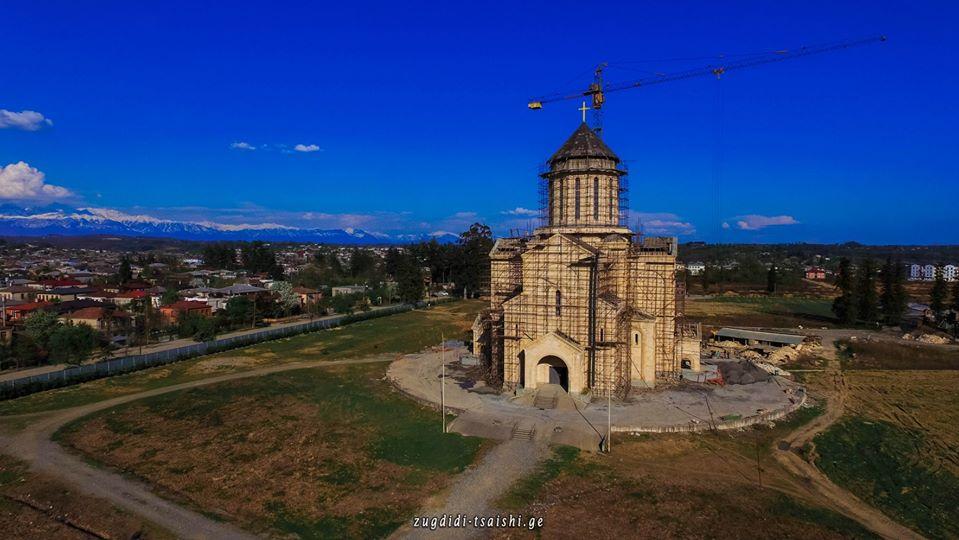ივერიის ღმრთისშობლის საკათედრო ტაძარი გაძარცვეს