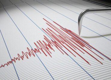 საბერძნეთში 6.2 მაგნიტუდის სიმძლავრის მიწისძვრა მოხდა