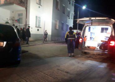 ბარამიას ქუჩაზე, დევნილთა დასახლებაში ხანძრის შედეგად ერთი ადამიანი გარდაიცვალა